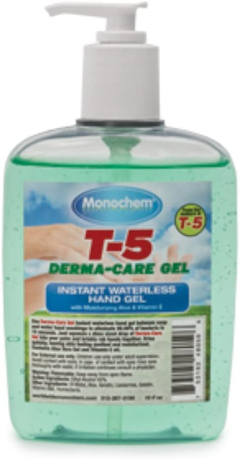 Amazon Com Satellite 30707 18oz T 5 Derma Care Gel Automotive