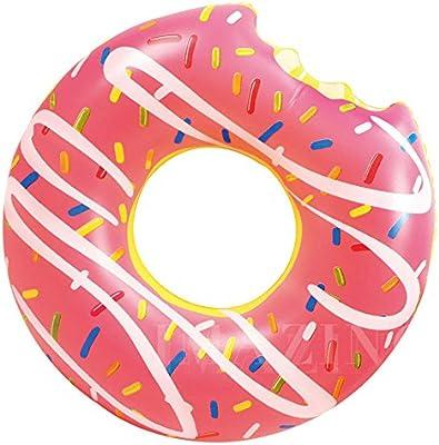 Ardisle - Flotador gigante con forma de donuts. Inflable ...