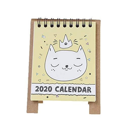 Calendario Calendarios de Escritorio Calendarios d 2020 Tabla de ...