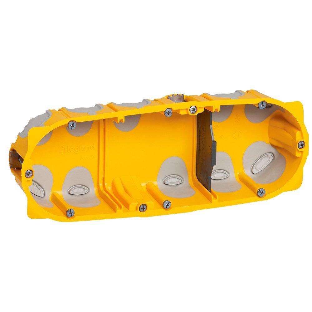 boite cloison sè che 6-8 modules profondeur 40 mm legrand energy