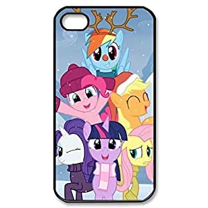 my little pony fluttershy Pattern Silicone Rubber Non-slip Protective Cover Case Skin For Apple iPhone 5 5S