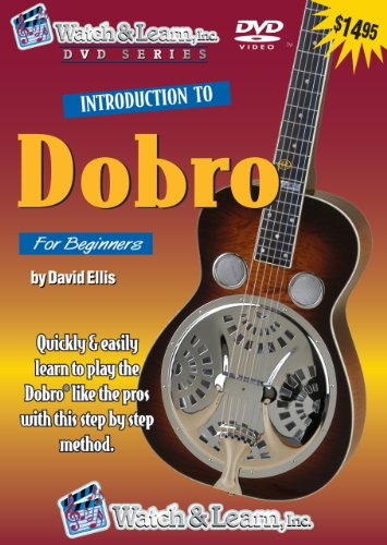 Introduction to Dobro (DVD) -
