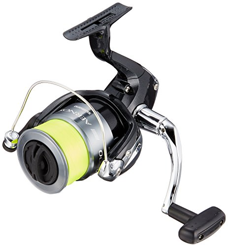 Cheap Shimano 16 AERNOS 4000 with #4-150m Line Spinning Reel [Japan Import]