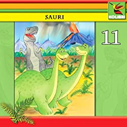 Sauri und Dina in Gefahr (Sauri 11)