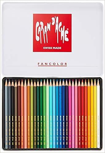 Caran D Ache 1288 330 Crayon A Papier