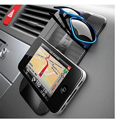 Tapis Support antidé rapant silicone tableau de bord pour té lé phones portables clé s etc... iPOMCASE 7426764648242