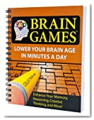 Brain Games® #5: Lower Your Brain Age in Minutes a Day (Brain Games (Numbered))