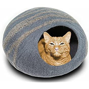 Amazon.com : Cat Bed, House, Cave, Handmade, Handmade