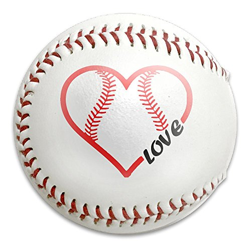 Baseball Softball Love Baseballs / Softballs,Advance Baseball,Reduce Impact Safety Practice Baseball