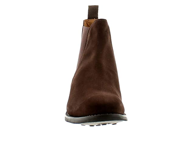 e3e4f11c613 Wynsors Chatsworth Mens Leather Formal Boots Brown - Brown - UK ...