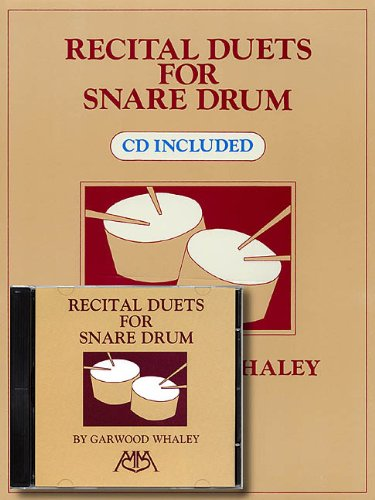 Recital Duets for Snare Drum (CD Included) PDF