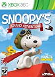 Activision Blizzard 77082 Peanuts Movie Snoopys Ga Xbox 360