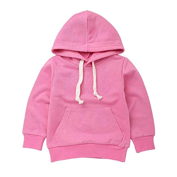 Amazon Boomboom Baby Girls Sweatshirts Autumn Winter Baby Kid Girls Hooded Hoodies Tops Blouse Sweatshirts $6.54