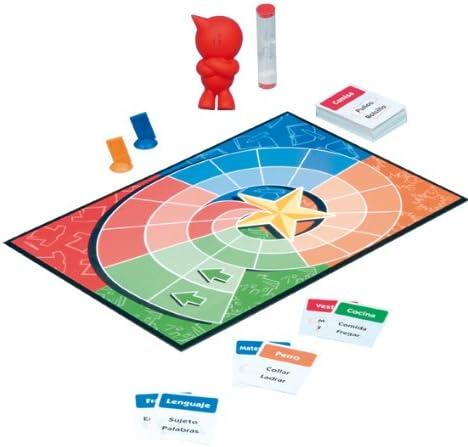 Hasbro Juegos Infantiles Tabu Junior 12600105: Amazon.es: Juguetes y juegos