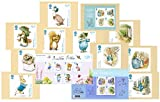 Gift Set of 2016 Beatrix Potter Stamp Presentation Pack and PHQ Cards (Set of 11 Royal Mail Postcards) by Royal Mail Presentation Pack and PHQ Cards
