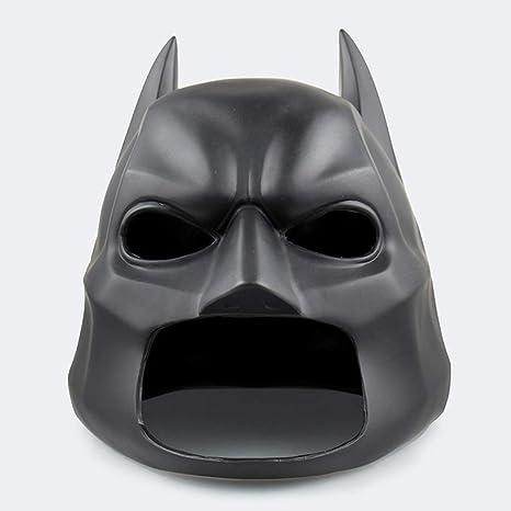 Batman Dark Knight Helmet Cosplay Film Oggetti di Scena Maschera di Halloween Film Stesso Formato Adatto per La Maggior Parte delle Persone