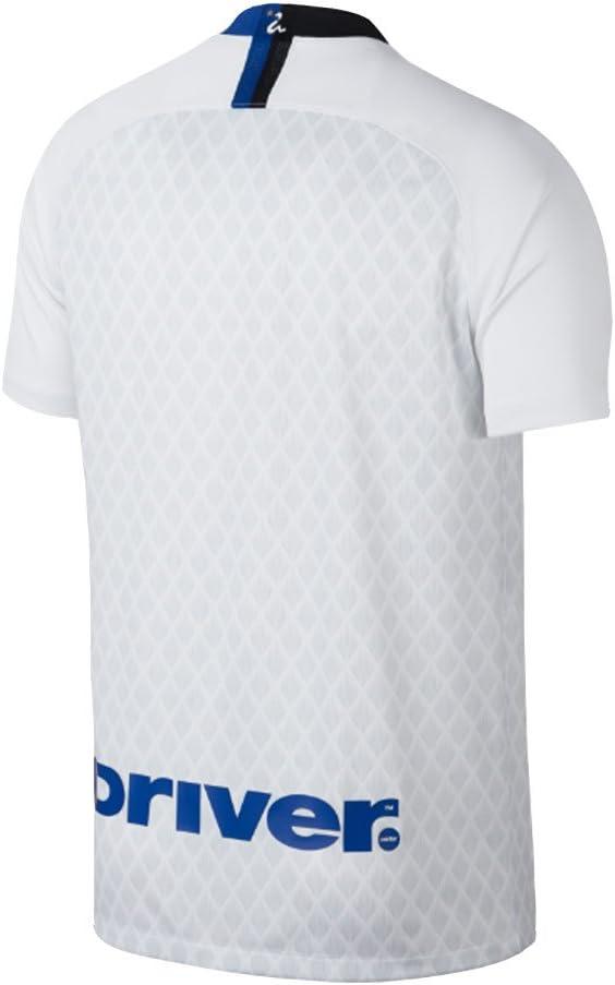 2018-19 Inter Milan Away Football Soccer T-Shirt Camiseta (Ivan ...