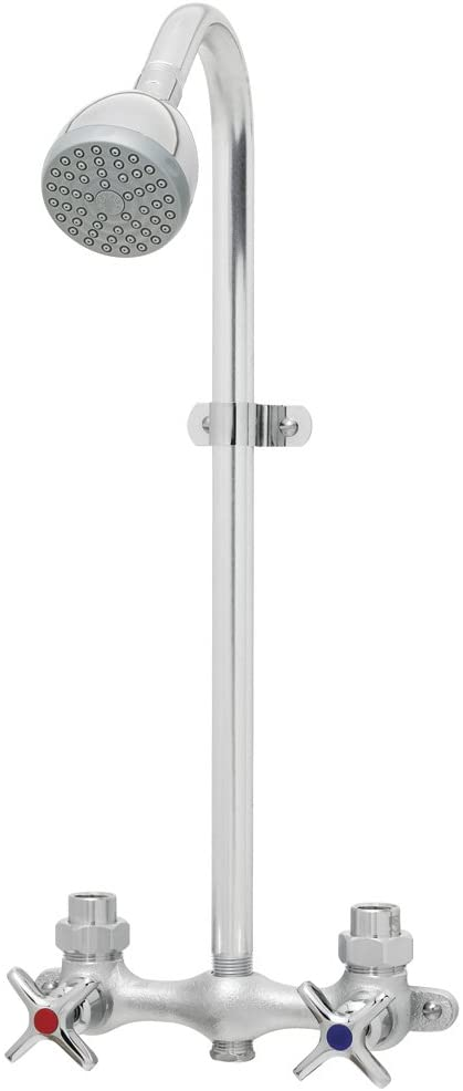 Speakman SC-1220-AF Exposed Shower with Cross Handles