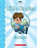 Bible Stories for Boys, Scholastic, Inc. Staff, 0545288835