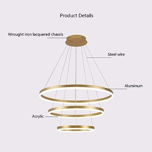 Led Decorativa Colgante LX~Light Lámpara 90W Lámpara dCoerWQExB