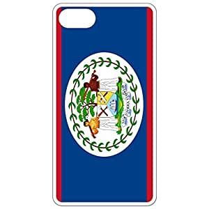 Belize Flag White Apple Iphone 6 (4.7 Inch) Cell Phone Case - Cover wangjiang maoyi
