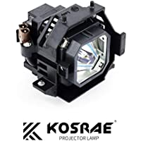 For ELPLP31 Replacement Projector Lamp with Housing for EPSON EMP-830 EMP-835 PowerLite 835p projector -Kosrae