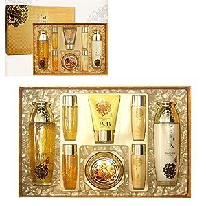 [YEDAM YUN BIT] Prime Luxury Gold Women Skin Care 4pcs Set / Wrinkle repair / Whitening / Korean Cosmetics
