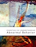 img - for Essentials of Understanding Abnormal Behavior, Brief book / textbook / text book