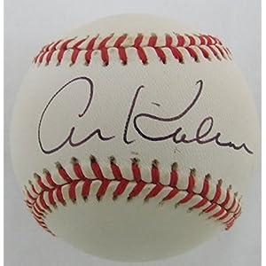 Al Kaline Detroit Tigers Signed OAL Baseball JSA 136551