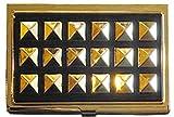 United Color Systems ASN777 F3 Gramnoir Card Holder Card Holder 9.5cm