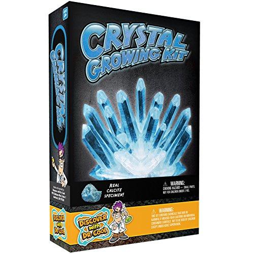 crystals growing - 8
