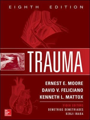 Trauma, Eighth Edition