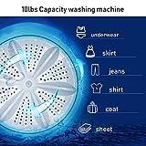 Casart Washing Machine Portable Washer W/ 10 Lbs