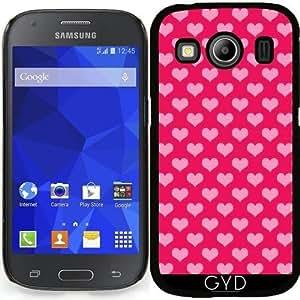 Funda para Samsung Galaxy Ace 4 (SM-G357) - Corazones De Color Rosa by Grab My Art