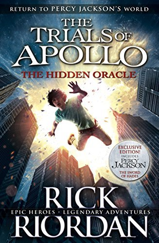 The Hidden Oracle The Trials Of Apollo By
