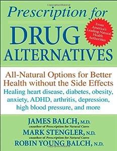 Prescription For Drug Alternatives All Natural Options