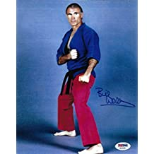 Bill Wallace Signed 8x10 Photo COA PKA Picture Autograph UFC 1 Superfoot - PSA/DNA Certified - Autographed UFC Photos