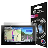 For Garmin nuvi 2699LMT-D Screen Protector Film with Lifetime Replacement Warranty Invisible Protective Screen Guard - HD Quality / Self-Healing / Bubble -Free By IPG