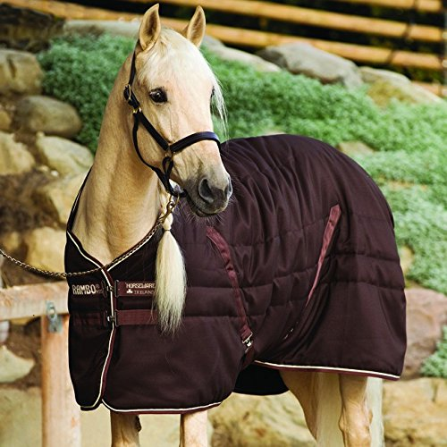 Horseware Rambo Stable Blanket Medium 200g Brown 7