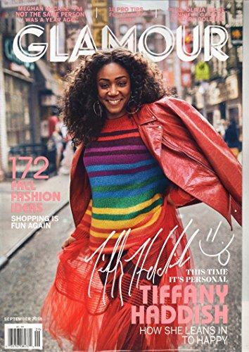 Glamour Magazine September 2018   Tiffany Haddish