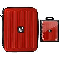Target Darts Takoma Home Dart Wallet Storage Accessories Case - Red