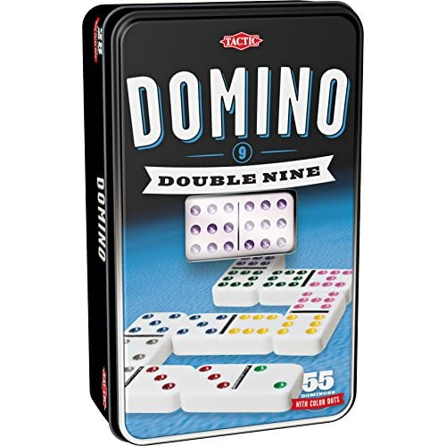 Tactic 53914 - Dominos Double 9