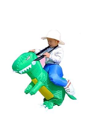 Amazon.com: Disfraz de dinosaurio LMM Halloween T Rex, Dino ...