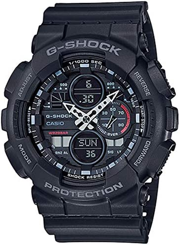 G-Shock GA140-1A1 Black One Size