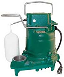 Zoeller 57-0001 M57 Sump Pump