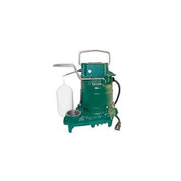 Zoeller 57 0001 M57 Basement High Capacity Sump Pump Sump Pumps