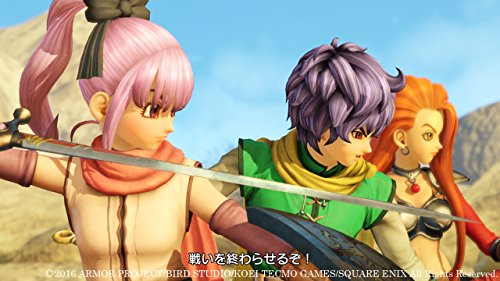 Dragon Quest Heroes II: The Twin Kings and the Prophecys End [PS3]