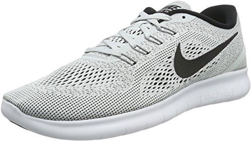Free s Grey Black Men Pure Running NIKE Rn White Platinum Shoes 5HFEwwqp