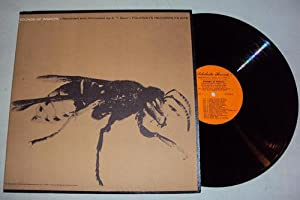sounds of insects LP