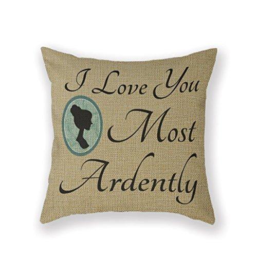 customized pillowcase elizabeth bennett pride
